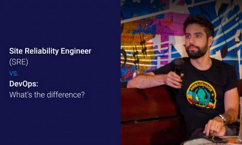 Site reliability engineering at Systematic