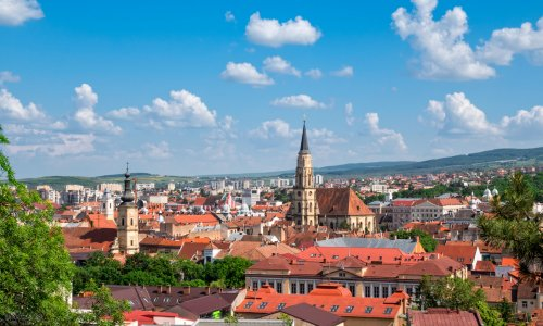 """Cluj-Napoca. The """"smartest city"""" in Europe"""