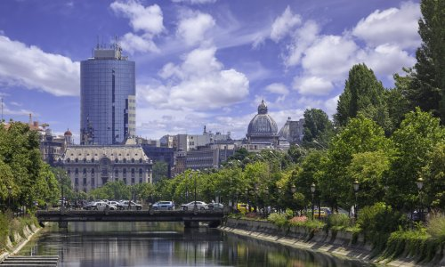 Bucharest. The 7th city in Europe in terms of opportunities for startups and technology