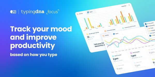 TypingDNA Focus